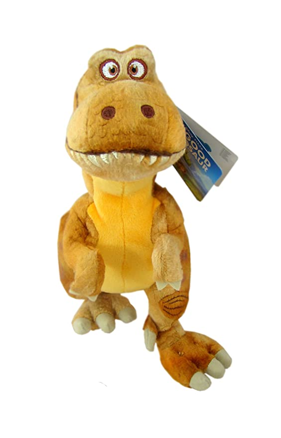 El viaje de Arlo - Peluche BUTCH (dinosaurio marrón «El viaje de Arlo») 25 cm- The good dinosaur. Calidad super soft.: Amazon.es: Juguetes y juegos
