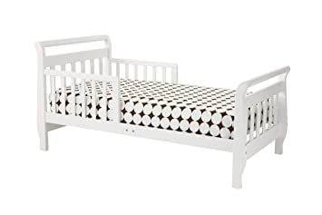 Amazon DaVinci Sleigh Toddler Bed