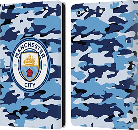 Official Manchester City Man City Fc Blue Moon Badge Amazon Co Uk Electronics