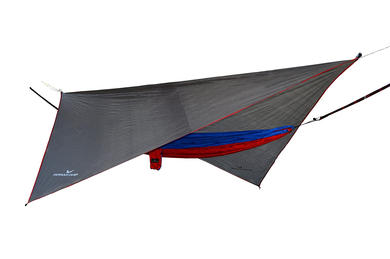 8e0ba961c HAMMOCK CAMP - Easy Set Up Portable Hammock Fly Tarp Shelter - Quality  Lightweight Waterproof Tent Polyester - Perfect Cover While Backpacking  Outdoors ...