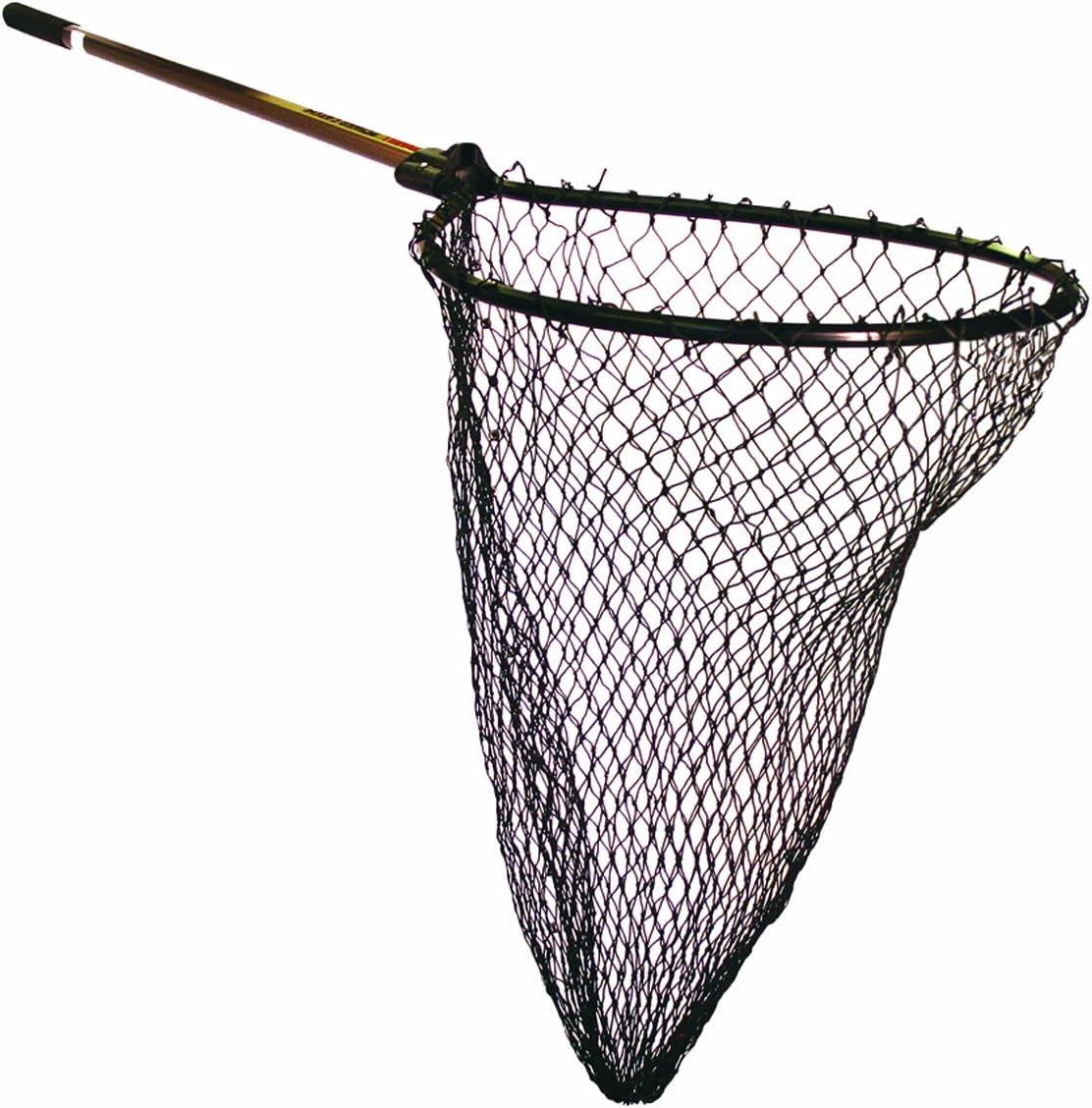 48 Handle Frabill 8430 Power Catch 32 by 41 Teardrop Shaped Net