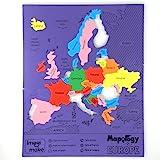 Imagimake Mapology: Europe Map Puzzle