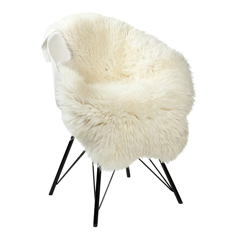 Dyreskinn® European dyreskinn – Original Sheepskin 90-100 cm White
