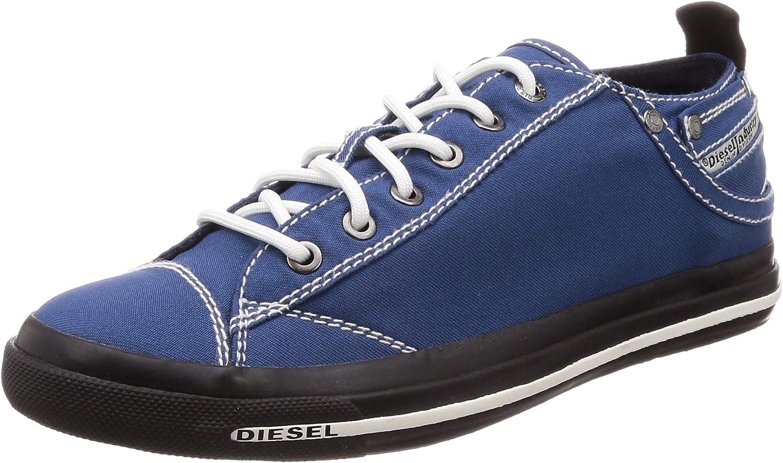 Diesel Magnete, Zapatilla para Hombre 45 Azul: Amazon.es: Zapatos y complementos