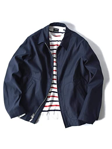 Scottish Drizzler Jacket 114-03-0890: Navy
