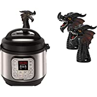 Fire-Breathing Dragon Steam Release Accessory, Steam Diverter for Instant Pot Pressure Cooker Kitchen Supplies (3)