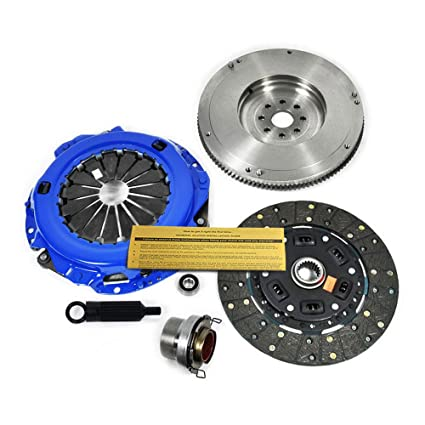 Amazon.com: EFT STAGE 2 SPORT CLUTCH KIT & FLYWHEEL 95-04 TOYOTA TACOMA PICKUP TRUCK 3.4L V6: Automotive
