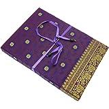 Sari Writing Stationery Set 170 x 235mm -Purple
