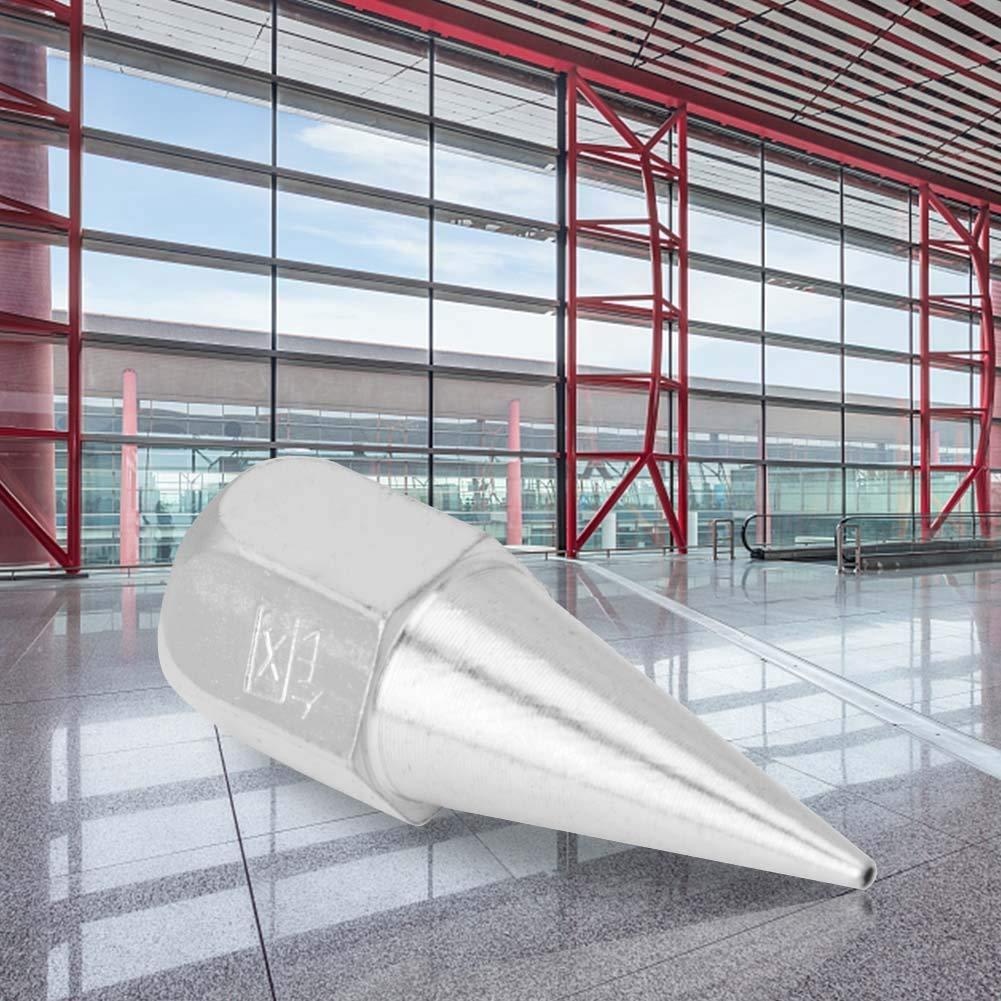 Embout de graissage de Rechange en m/étal Fixation du Mamelon Accessoires de Lubrification avec Pistolet graisseur for Applications industrielles 5pcs kit