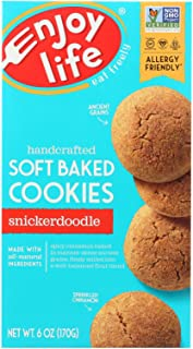 product image for Enjoy Life Cookie - Soft Baked - Snickerdoodle - Gluten Free - 6 oz - case of 6