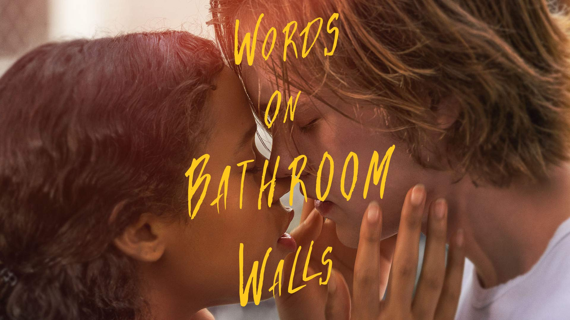 Watch Words On Bathroom Walls Prime Video
