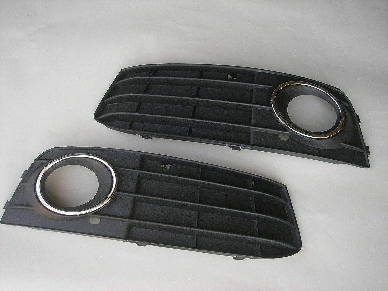 2012/Paar R f/ür Audi A4/B8/2009 Nebelscheinwerfer Licht Bumper Strand Grill Set L