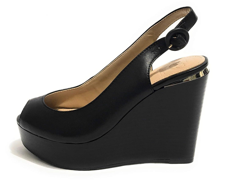 Femmes Sandales Compensées Guess Chaussures Fl6hrd Lea04 vmNn8w0