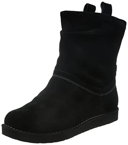 0bb3ffd39e876 Clarks Ladies Unstructured Casual Pull On Boots Un Ashburn: Amazon ...