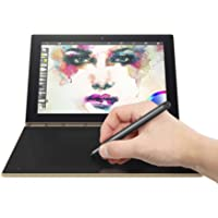 Lenovo Yoga Book Yb1-X91F Tablet_ Computer, Bluetooth+ Wi-Fi, 10.1Inches, Intel Atom_Z8500 2.4Ghz, 4Gb, 64Gb, Windows 10, Dorada