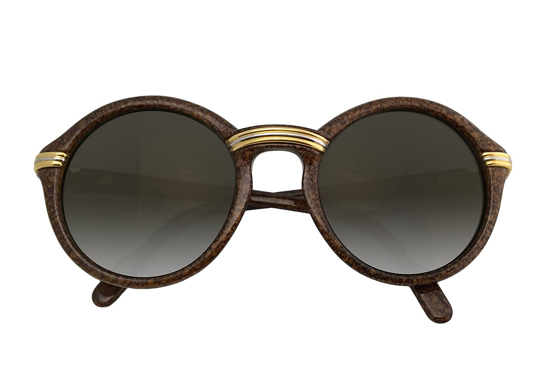Cartier - Gafas de sol - para hombre oro dorado Talla única ...