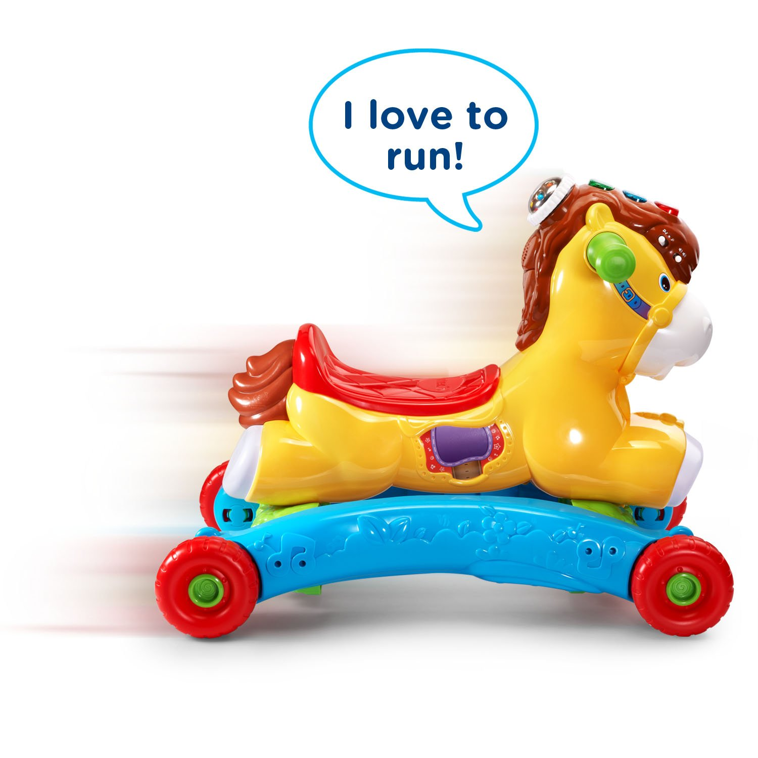 VTech Gallop and Rock Learning Pony (Frustration Free Packaging) by VTech (Image #4)