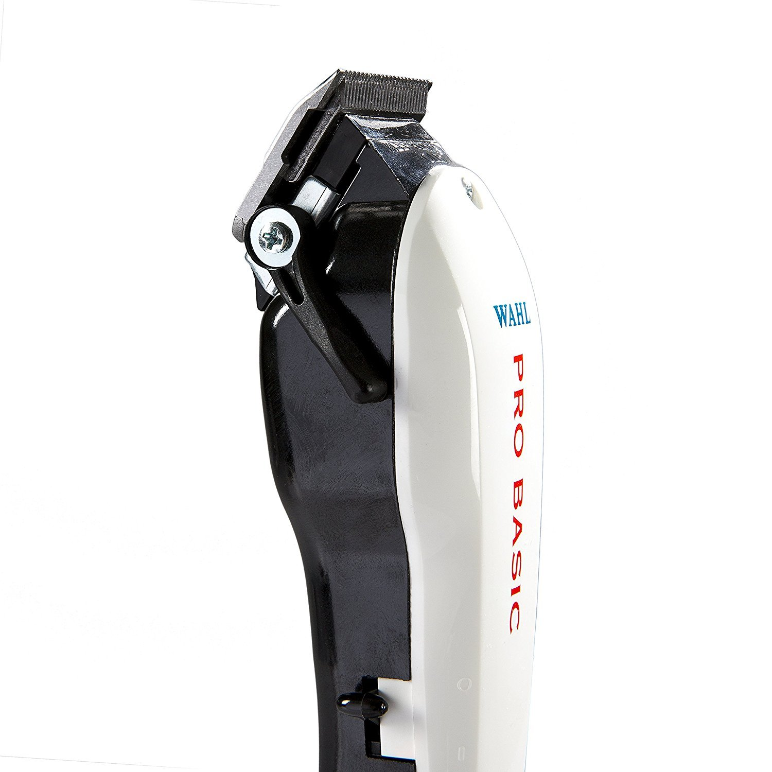 Wahl Professional Pro Basic Clipper #8255 with Travel Storage Case #90728 Great for Barbers and Stylists