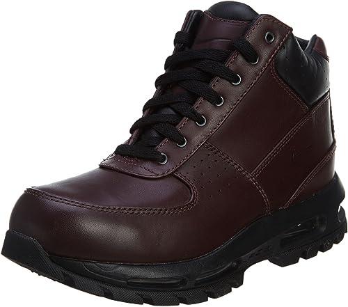 Nike Air Max Goadome ACG Mens Boots [865031-601] Deep Burgundy/Black Mens  Shoes 865031-601-8.5