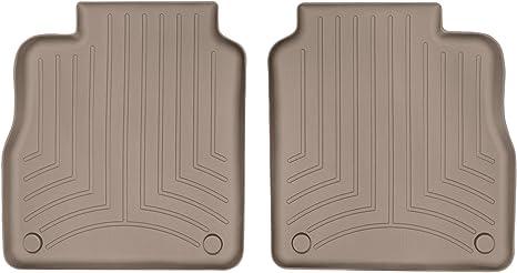 Weathertech Floorliner Kompatibel Für Porsche Panamera 970 Lang Radstand 2010 16 Beige 2 Reihe Auto