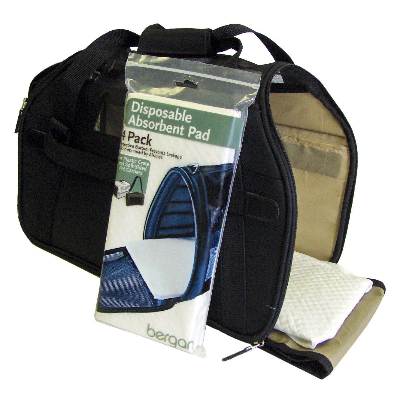 Bergan Disposable Pet Pads, 4 pack