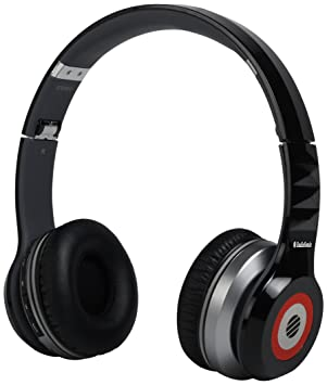 AudioSonic HP-1646 - Auriculares de diadema cerrados (Bluetooth, con micrófono, plegables), negro: Amazon.es: Electrónica