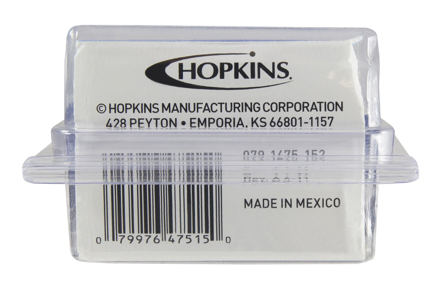 Hopkins 47515 4 Wire Flat To 5 Adapter Automotive Trailer Wiring Harness Converter Box