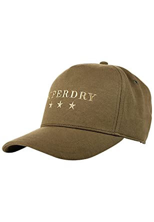 Superdry G90006WP Cappello Accesorios Green Pz.: Amazon.es: Ropa y ...