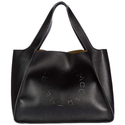 Stella Mccartney women clutch bag nero  Amazon.co.uk  Shoes   Bags c97310e92407d
