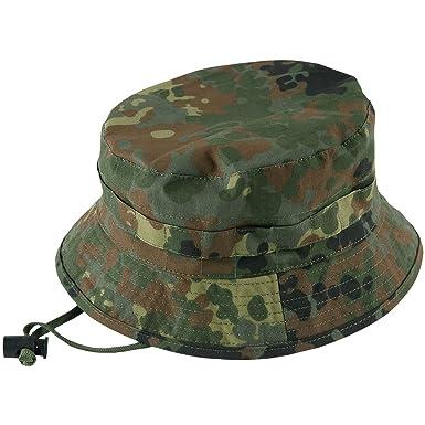 92188e0e635 Helikon Soldier 95 Boonie Hat Flecktarn size S (7)  Amazon.co.uk ...