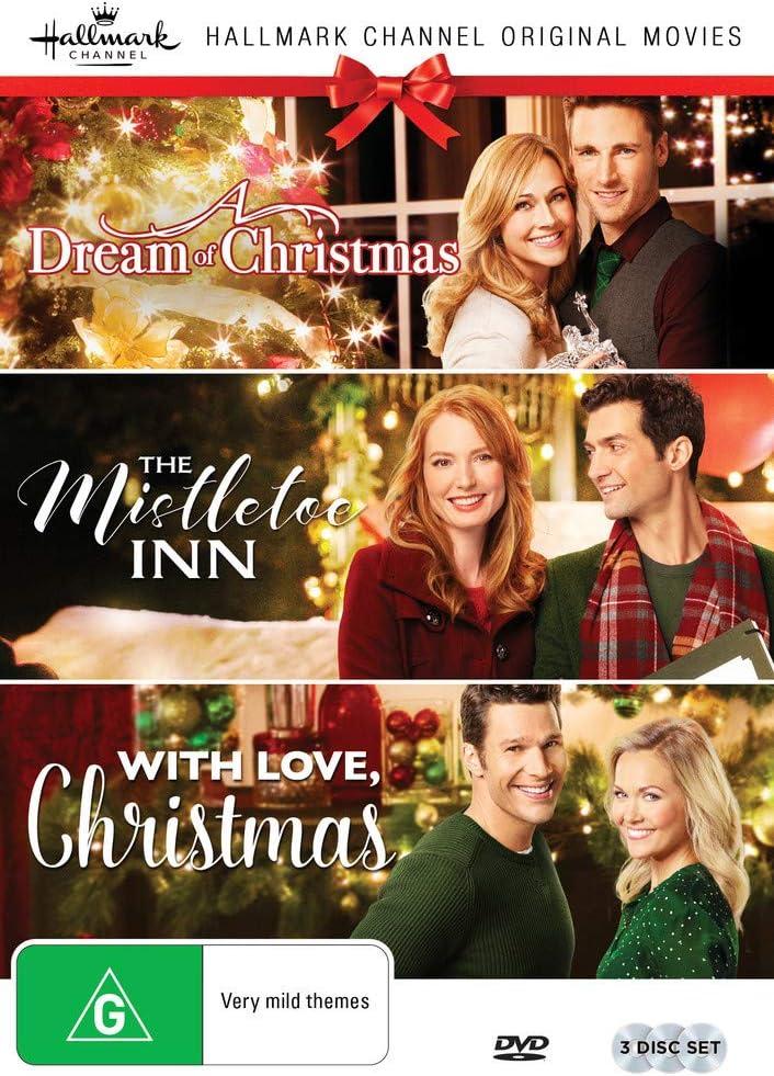 Hallmark Christmas 3 Film Collection A Dream of Christmas