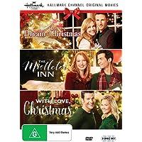 Hallmark Christmas Collection Three: The Mistletoe Inn/a Dream Of Christmas/with Love Christmas
