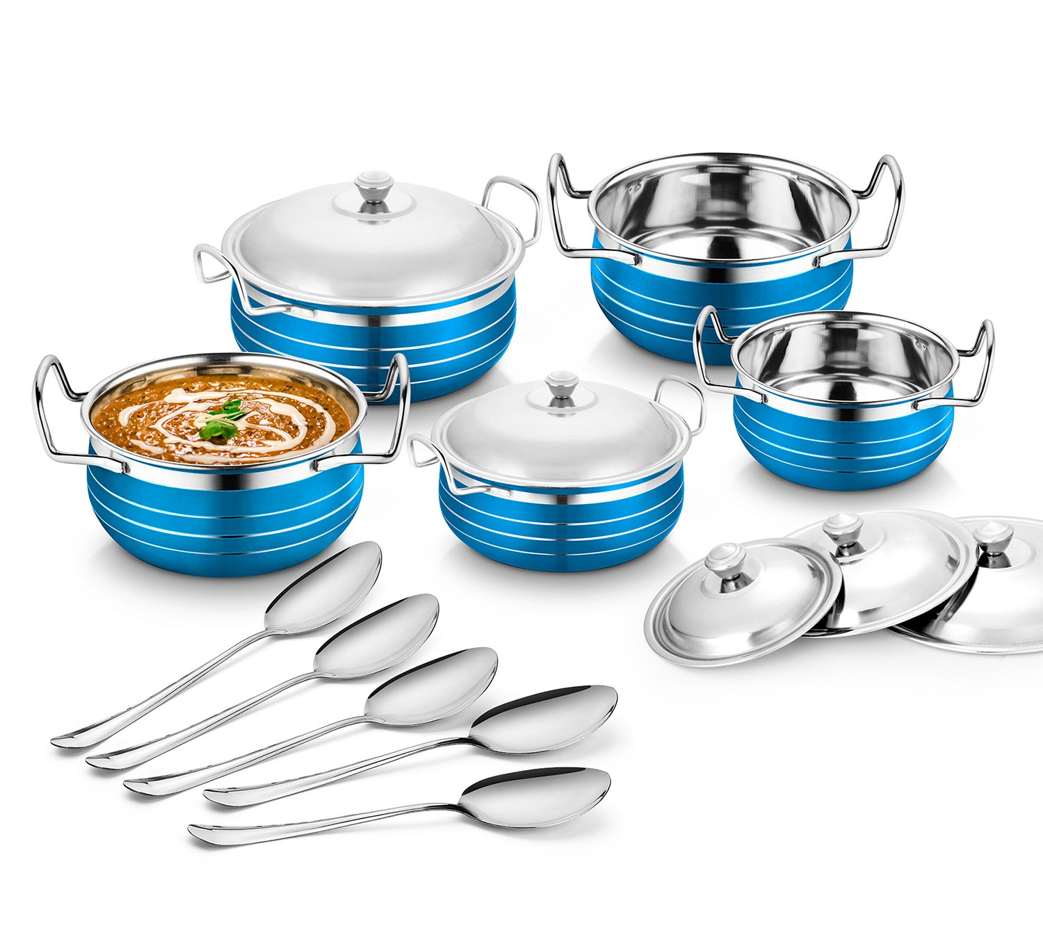 Classic Essentials Stainless Steel Handi Set