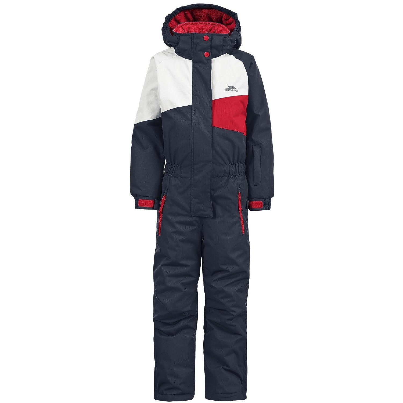 003b1b457 Amazon.com  Trespass Childrens Kids Wiper One Piece Ski Snow Suit ...