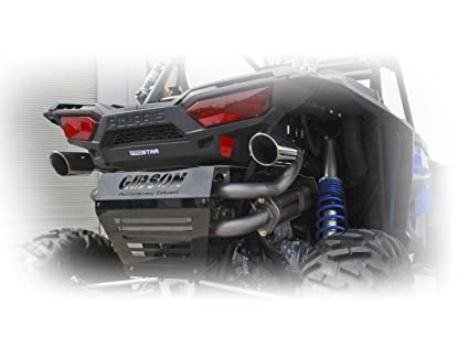 Gibson 98021 Stainless Dual Exhaust System