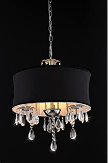 Arden victorian crystal chandelier amazon cassiopeia crystal chandelier aloadofball Choice Image