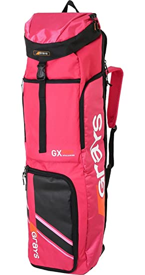 GRAYS GX 9000 Avalanche Bolsa de Hockey, Rosa: Amazon.es ...