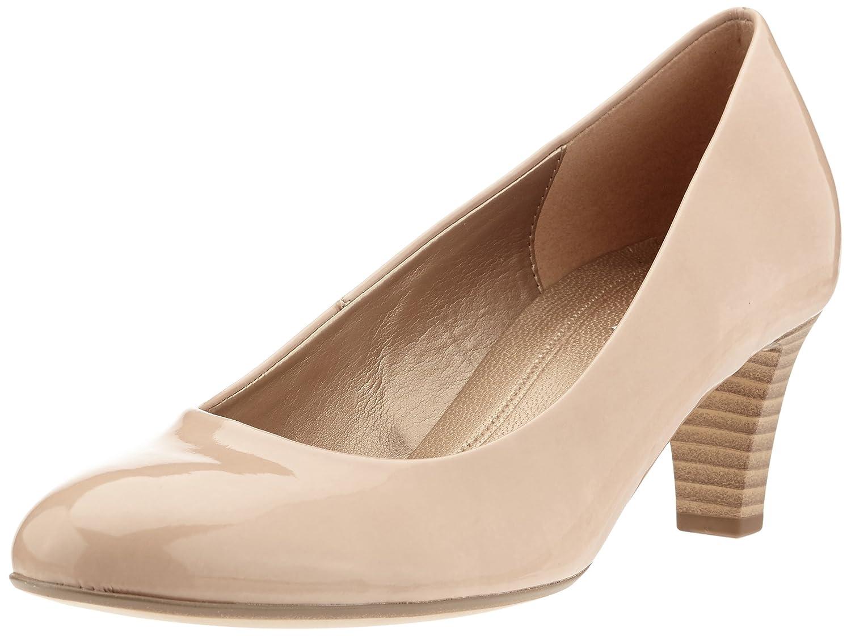 Gabor Shoes Fashion, Zapatos de Tacón para Mujer 35.5 EU|Beige (Sand 72)