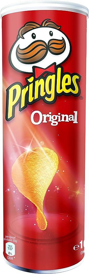 Pringles Original, paquete de 6 (6 x 165 g): Amazon.es ...