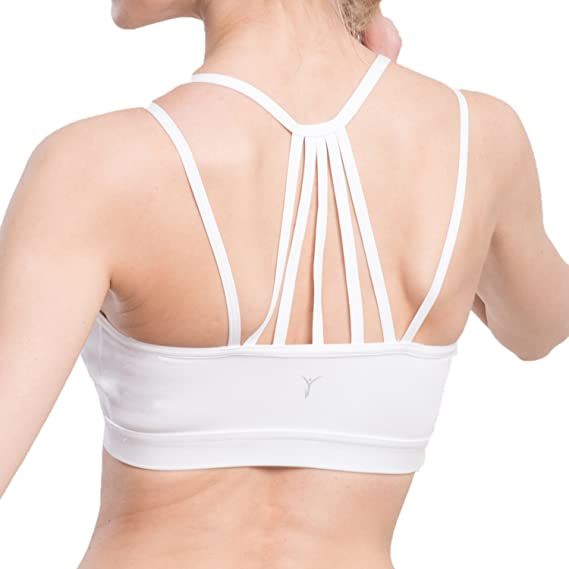 AIYIHAN Mujer Yoga Casuales Sujetadores Deportivos Seamless ...