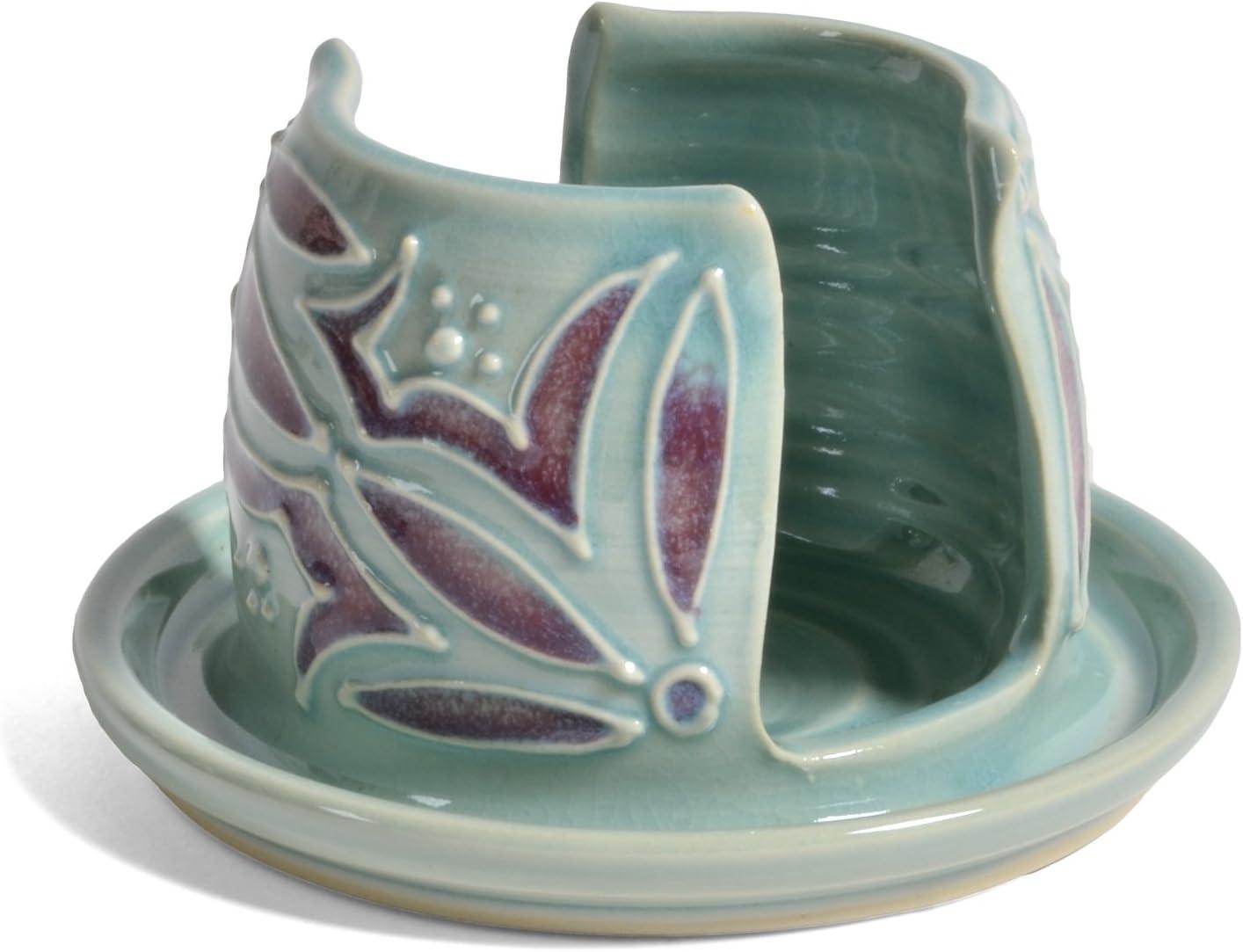 Amber AshenWren Ceramics Sponge Holder Home Dcor Decorative Bowls ...