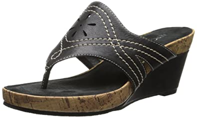 6e336b47d8af Image Unavailable. Image not available for. Color  Aerosoles Women s Take  Flight Wedge Sandal