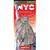 StreetSmart NYC Five Boro Map by VanDam-Laminated pocket city street map w/ attractions in all 5 boros of NY City: Manhattan, Brooklyn, Queens, The Bronx & St Island w/ new Subway Map