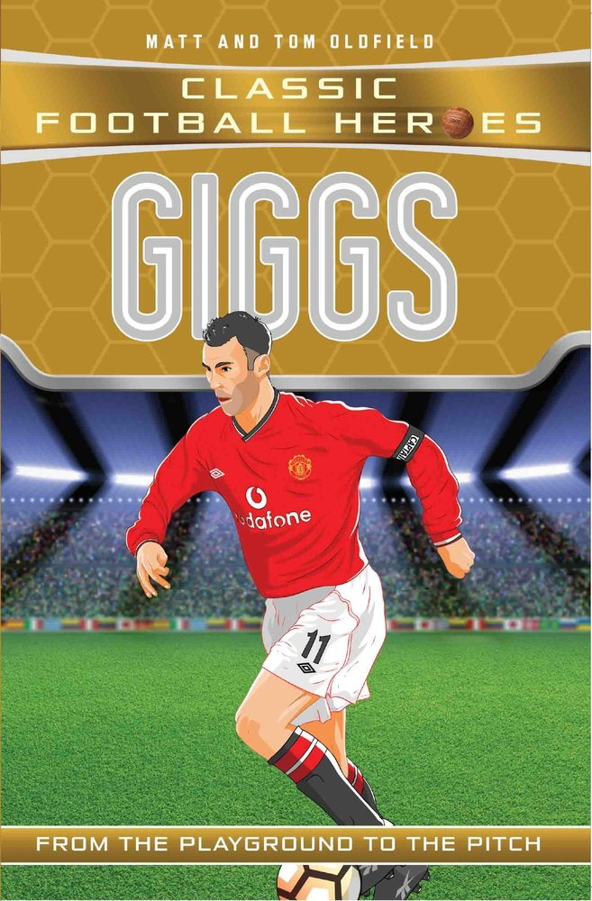 Giggs (Classic Football Heroes) - Collect Them All!: Manchester United
