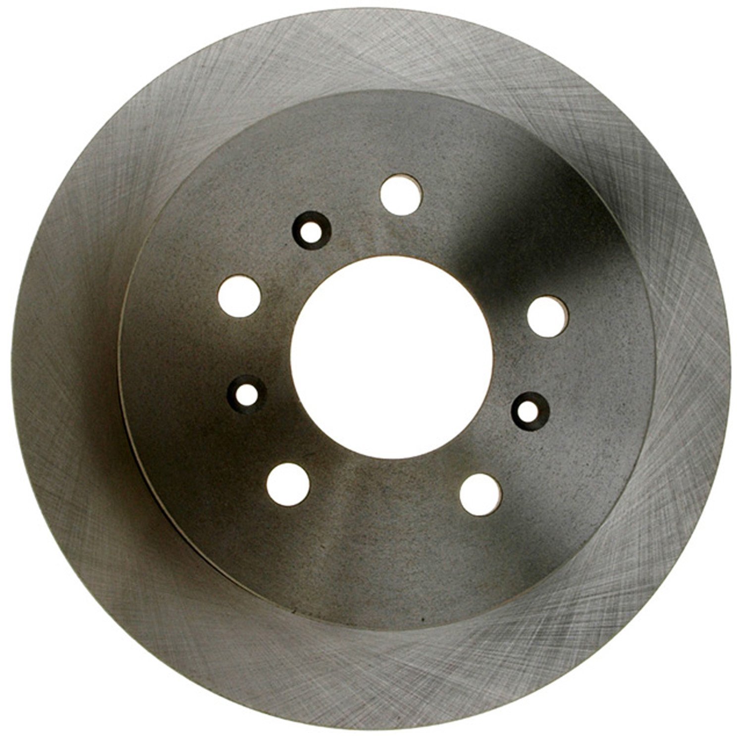 ACDelco 18A2321A Advantage Non-Coated Rear Disc Brake Rotor