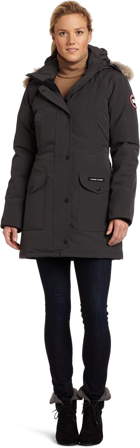 Canada Goose 加拿大鹅 Trillium 女式羽绒服 6550L XS码8.5折$845.5 海淘转运到手约¥5611