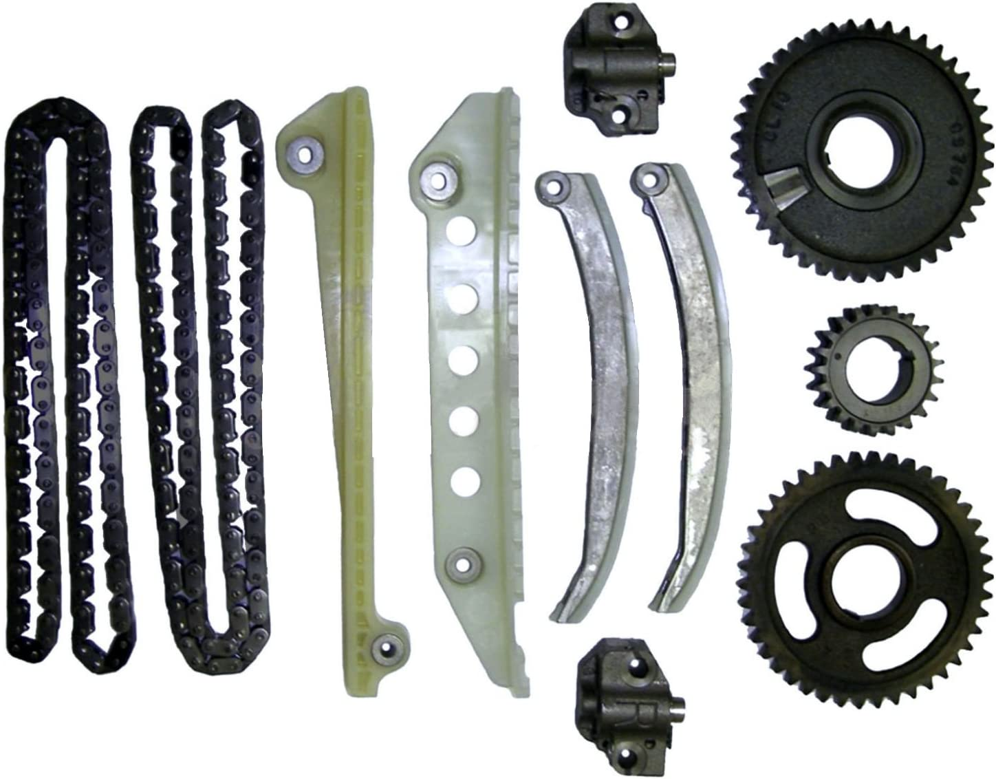 Engine Timing Chain Kit Ford 4.6L Windsor E150 F150 Expedition Mustang 9-0387SH