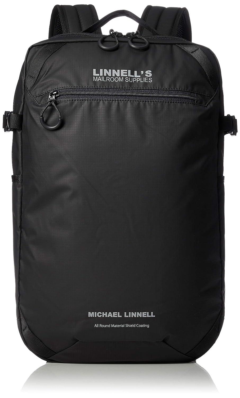 [マイケルリンネル] リュック MLAC-07  ブラック B07GBRLFXS