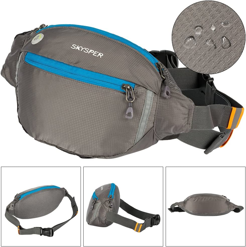 Strong Like My Coffee Sport Waist Pack Fanny Pack Adjustable For Travel