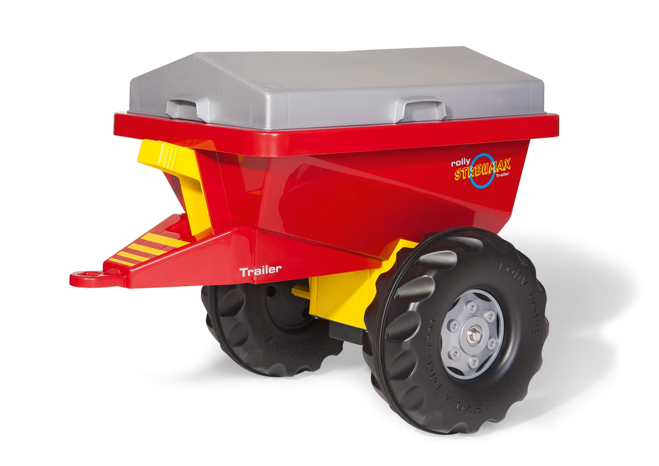rolly toys Streumax Trailer, Red/Silver